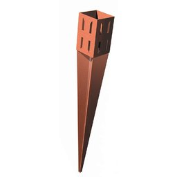 Post Support Spike 100 x 100 x 750mm