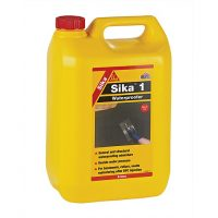 Sika 1 Integral Liquid Waterproofer 5L