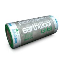 Pack of Knauf Earthwool Loft Roll 44 200mm - 5.93m2