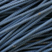Pack of Reinforcing Bar Rebar T16 - 6m x 16mm