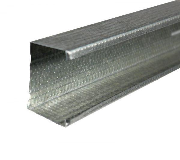 Pack of Drywall Steel C Stud 50mm - 2 4m