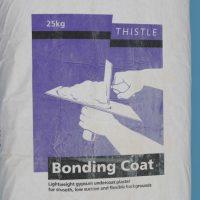 British Gypsum Thistle Bonding Coat Undercoat Plaster - 25kg