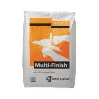 Pallet of British Gypsum Thistle Multi-finish Plaster - 25kg