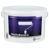 British Gypsum Thistle Bond-It Bonding Agent - 10Ltr Tub